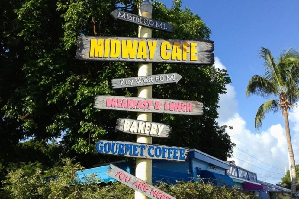 Midway Cafe Key West Restaurants Review  10Best Experts and Tourist Reviews