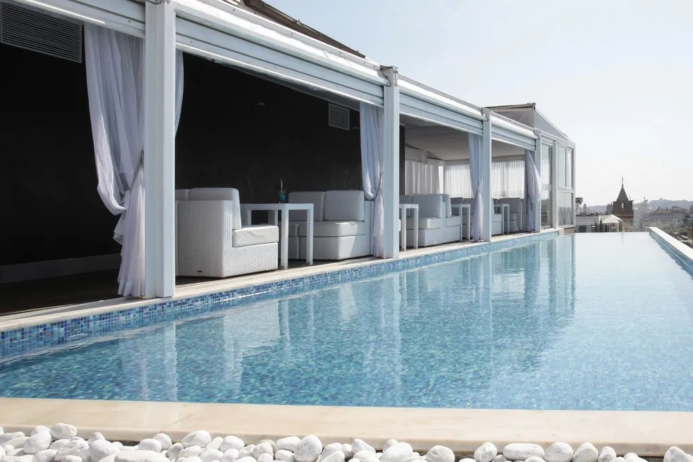 Best Rome Hotels with Public Access to Swimming Pool Fun