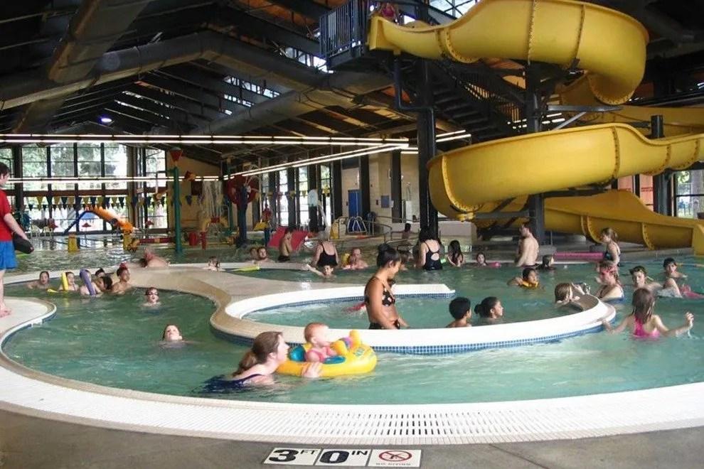 Mt Scott Community Center & Indoor Pool Portland