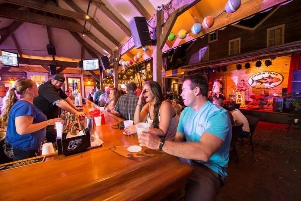Key West Outdoor Dining Restaurants 10Best Restaurant Reviews