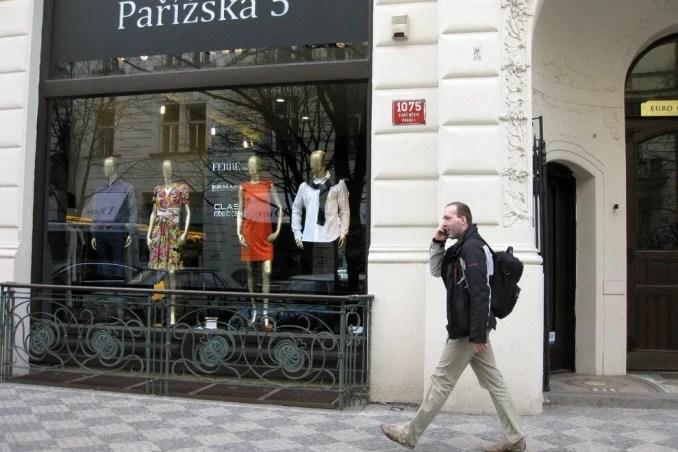 Shopping in Prague should include a stop at Dior, 5 Prarizska Ave.