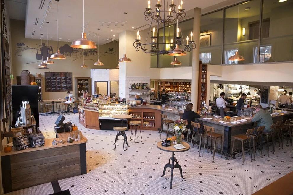 hideaway kitchen table vintage island denver farm to restaurants: 10best restaurant reviews