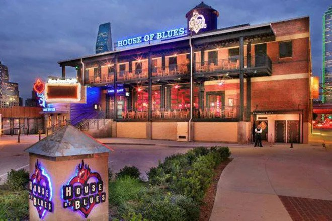 Downtown Tx Restaurants Dallas