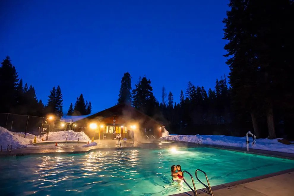 Granlibakken Lodge In Tahoe Offers Wellness Weddings And