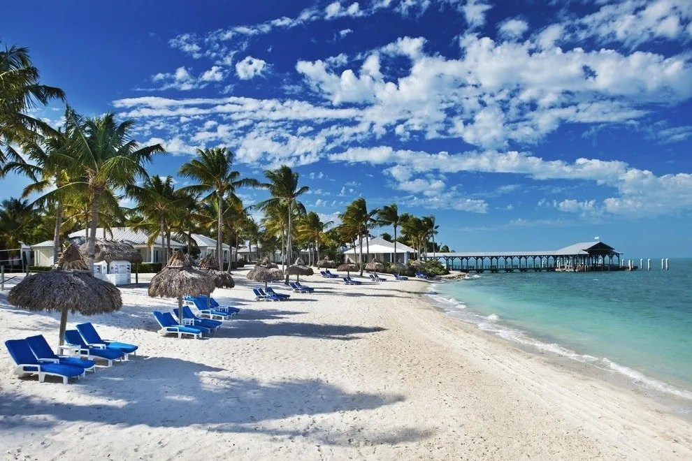 Secluded Beach Key West