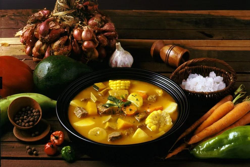 Cuisine Guadeloupe
