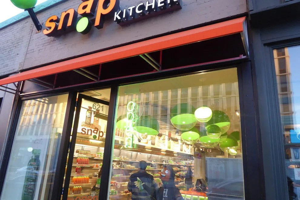Snap Kitchen Paleo Vegan and Healthy Fast Food in Chicago