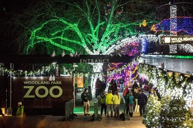 Zoo Lights Columbus Oh