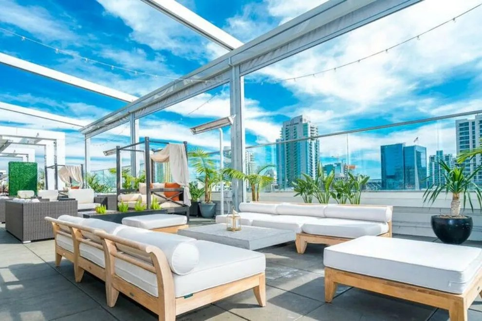 Rooftop by STK San Diego Nightlife Review  10Best