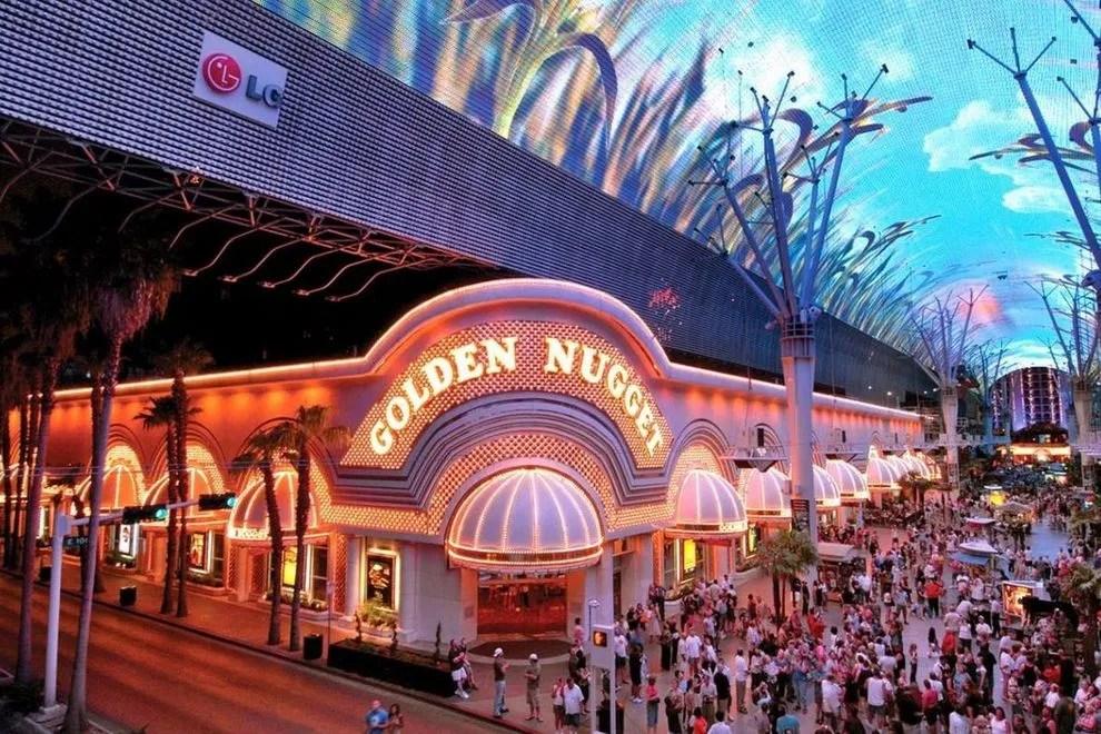 golden nugget casino las