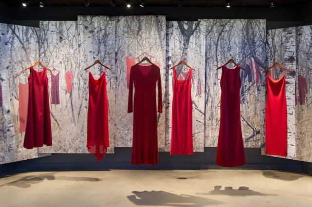 The REDress Project raises awareness of Canada's missing Indigenous women
