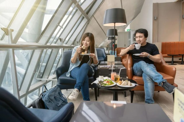 Vote for the North American airport with the best dining options
