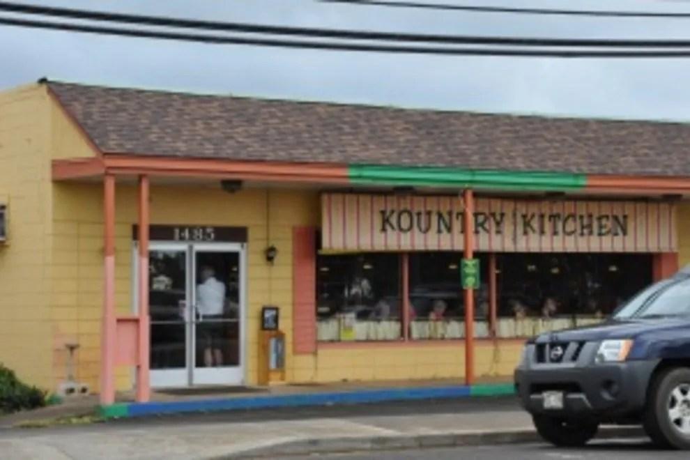 Kountry Kitchen Kauai Restaurants Review  10Best Experts