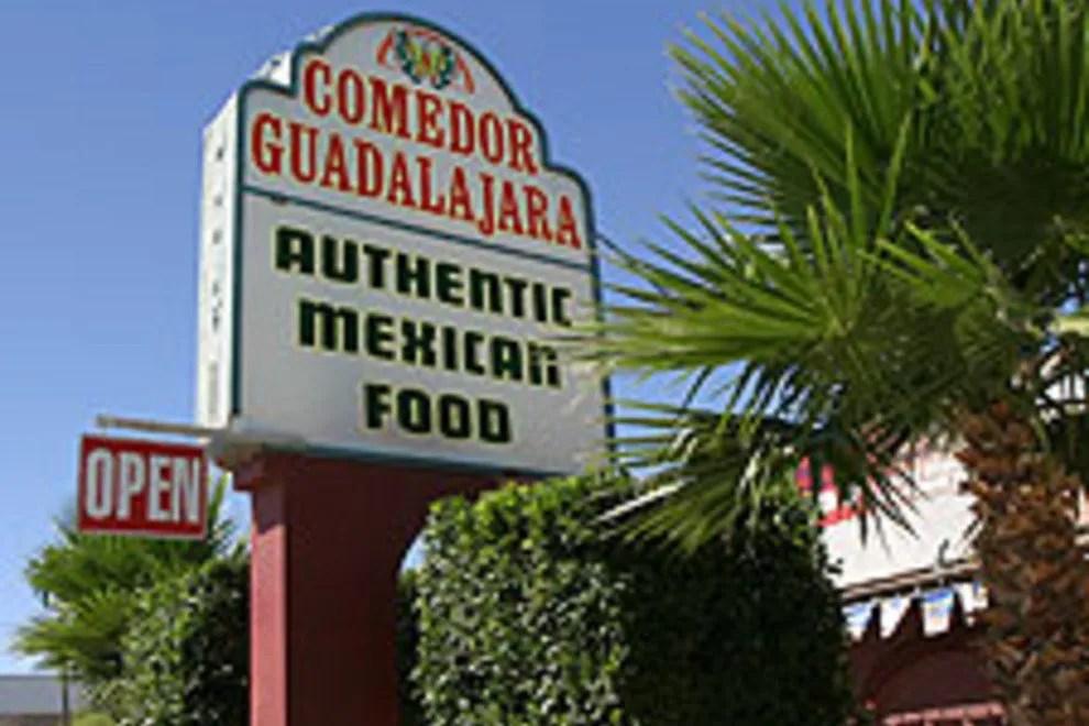Comedor Guadalajara Parrilladas
