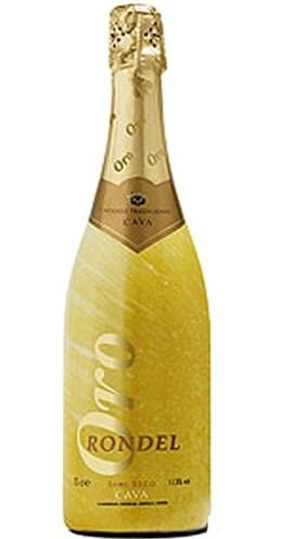 Champagne Cava Rondel Oro 75CL productsSpain Champagne