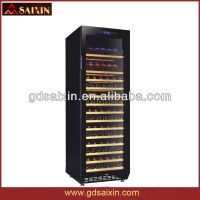 SRT-168 Cheap Red Wine Cabinet With High Quality products ...