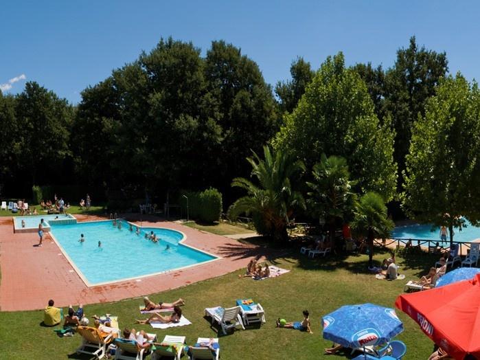 I Pini Family Park  Fiano Romano  Roma