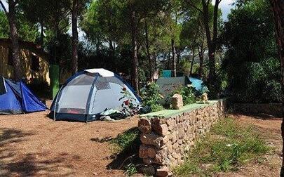 Camping Pini e Mare  Quartu SantElena  Cagliari