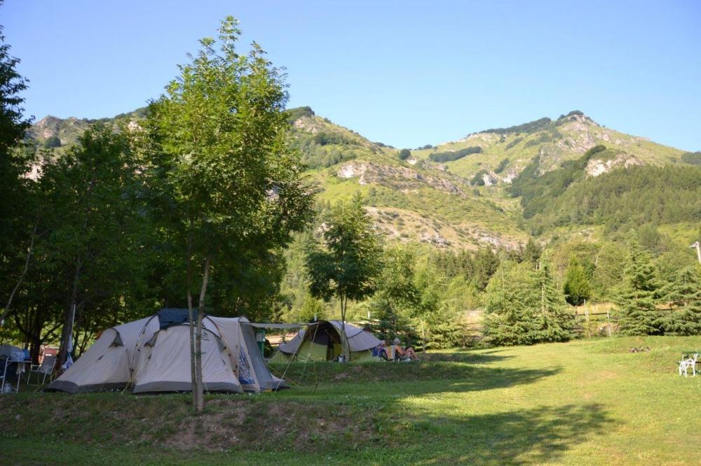 Campeggio Valle Gesso  Entracque  Cuneo