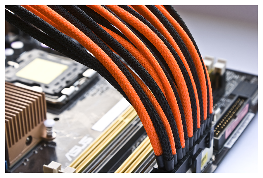 cable sleeving guide page
