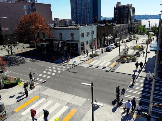 © Seattle, EUA. © SvR Design Co, via Flickr
