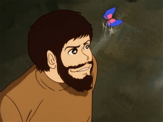 Lupin Butterfly Memes