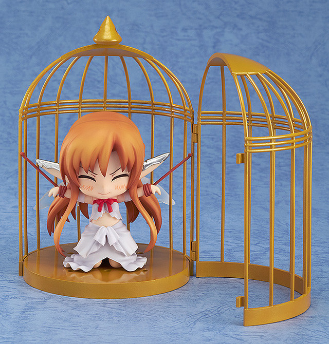 Caged Girl Wallpaper Crunchyroll Quot Sword Art Online Quot Captured Titania Asuna