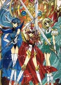 Crunchyroll Magic Knight Rayearth Overview Reviews