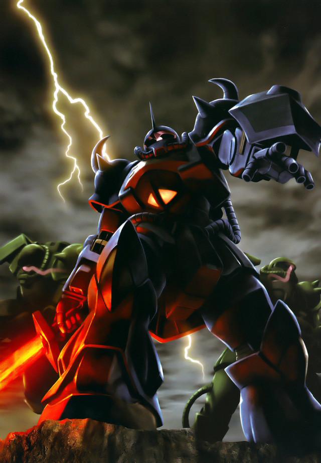 Girls Und Panzer Wallpaper Crunchyroll Quot Gundam Quot Artist Illustrates Awesome Quot Gurren