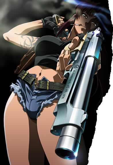 Boy Kick Girl Wallpaper Crunchyroll Forum Most Badass Gunslinging Girl In