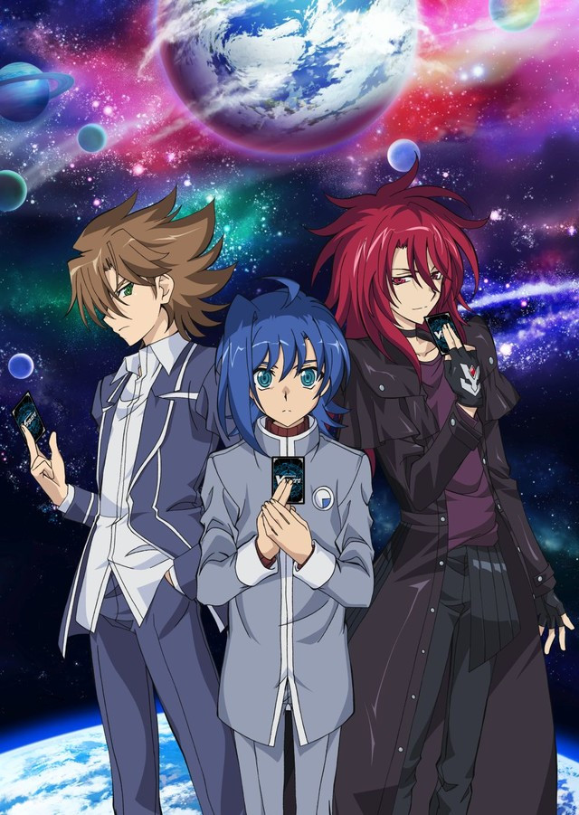 Police Iphone X Wallpaper Crunchyroll Quot Cardfight Vanguard Quot Continues With New