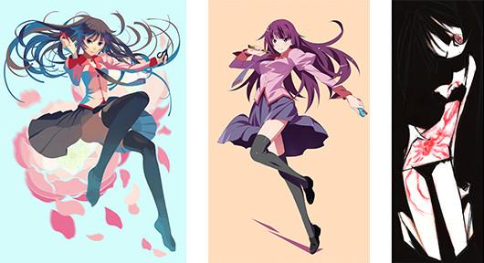 Fall Fairy Wallpaper Crunchyroll Good Smile Company Showcases Hitagi