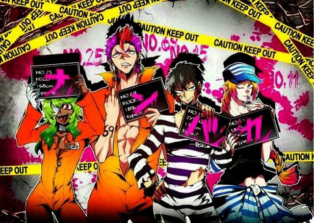 Image result for nanbaka