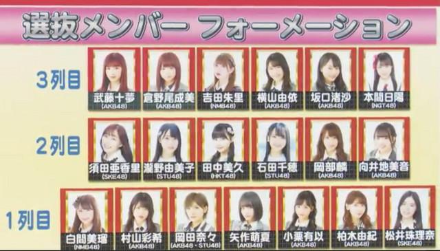 crunchyroll akb48 announce the