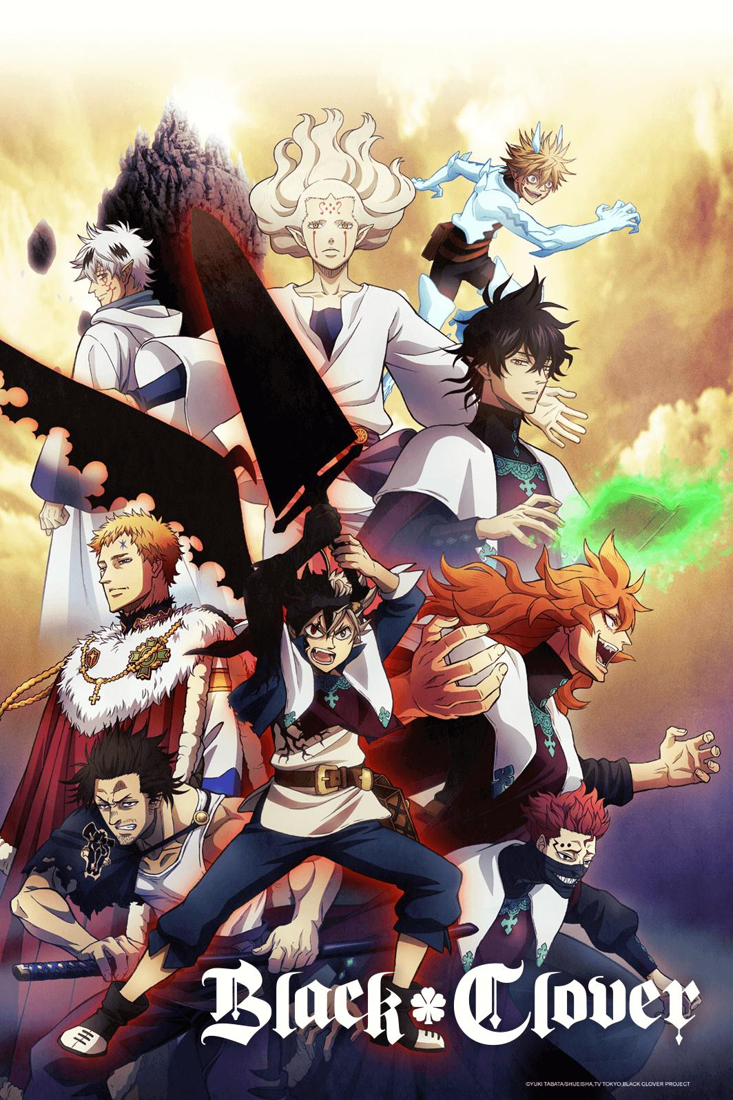 Tons of awesome black clover live wallpapers to download for free. Black Clover Live Wallpaper - Bakaninime