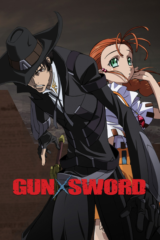Cute Anime Girl Gun Wallpaper Gun X Sword Watch On Crunchyroll