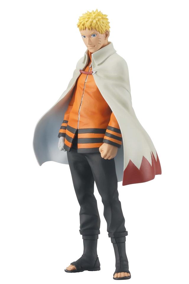 Crunchyroll Boruto Uzumaki Gets His First Figure In