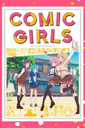 Comic Girls' poster