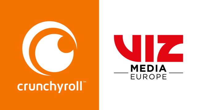 Viz Media Europe cambia su nombre a Crunchyroll