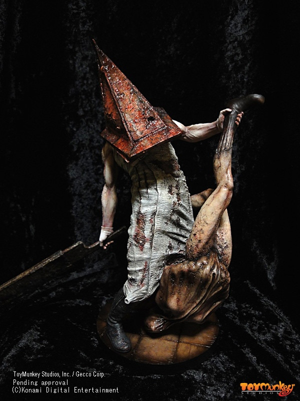 Touhou Fall Wallpaper Crunchyroll Quot Silent Hill Quot Pyramid Head Figure Is Now