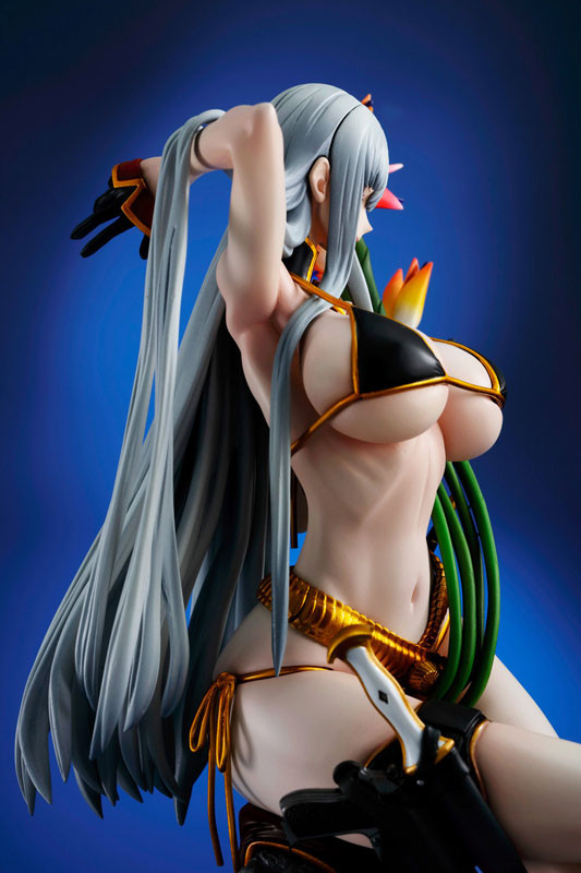 Crunchyroll Selvaria Bles From Valkyria Chronicles DUEL Busts Out In Everlasting Summer