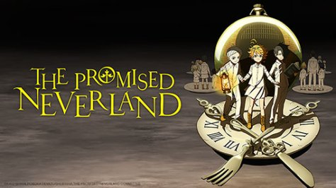 The Promised Neverland — Best Fantasy