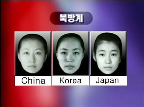 Korean Vs Chinese Vs Japanese Eyes