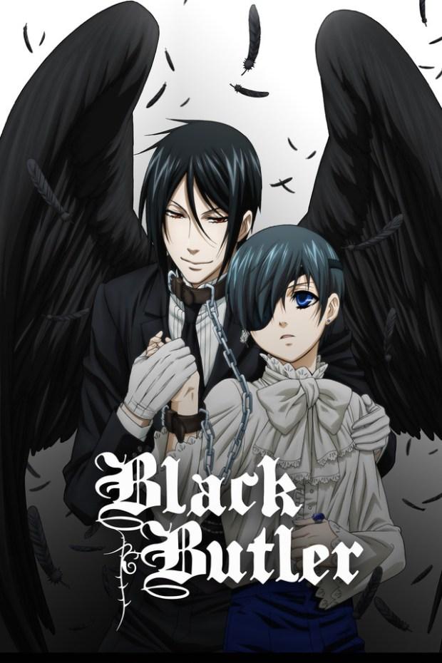 Black Butler key