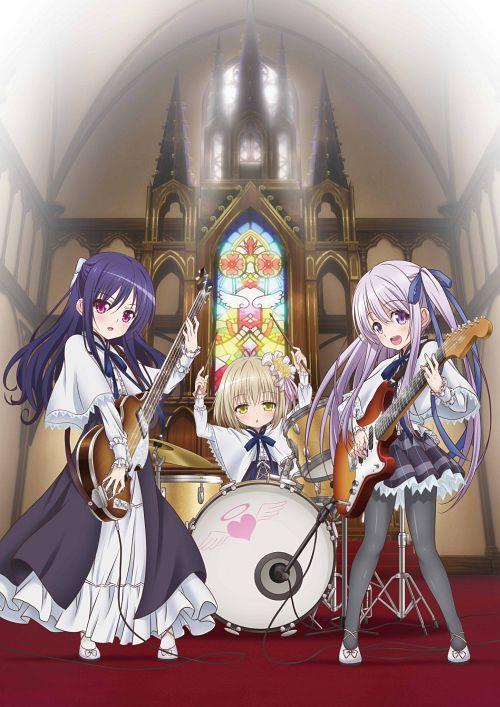 Image result for angels 3 piece anime tenshi crunchyroll
