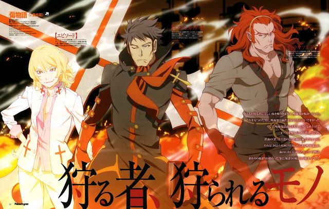 Image result for Kizumonogatari III: Reiketsu-hen