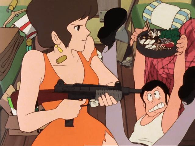 Fujiko Dinner Visit