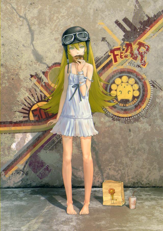 Onigiri Cute Wallpaper Crunchyroll Quot Guilty Crown Quot Character Designer Uses