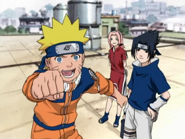 Classic Naruto