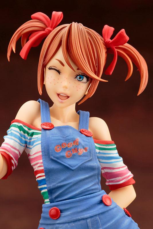 Crunchyroll  Bishoujo Bride Of Chucky Figure Goes On